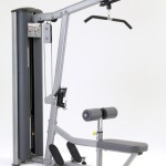 Lat Pulldown Row Machine